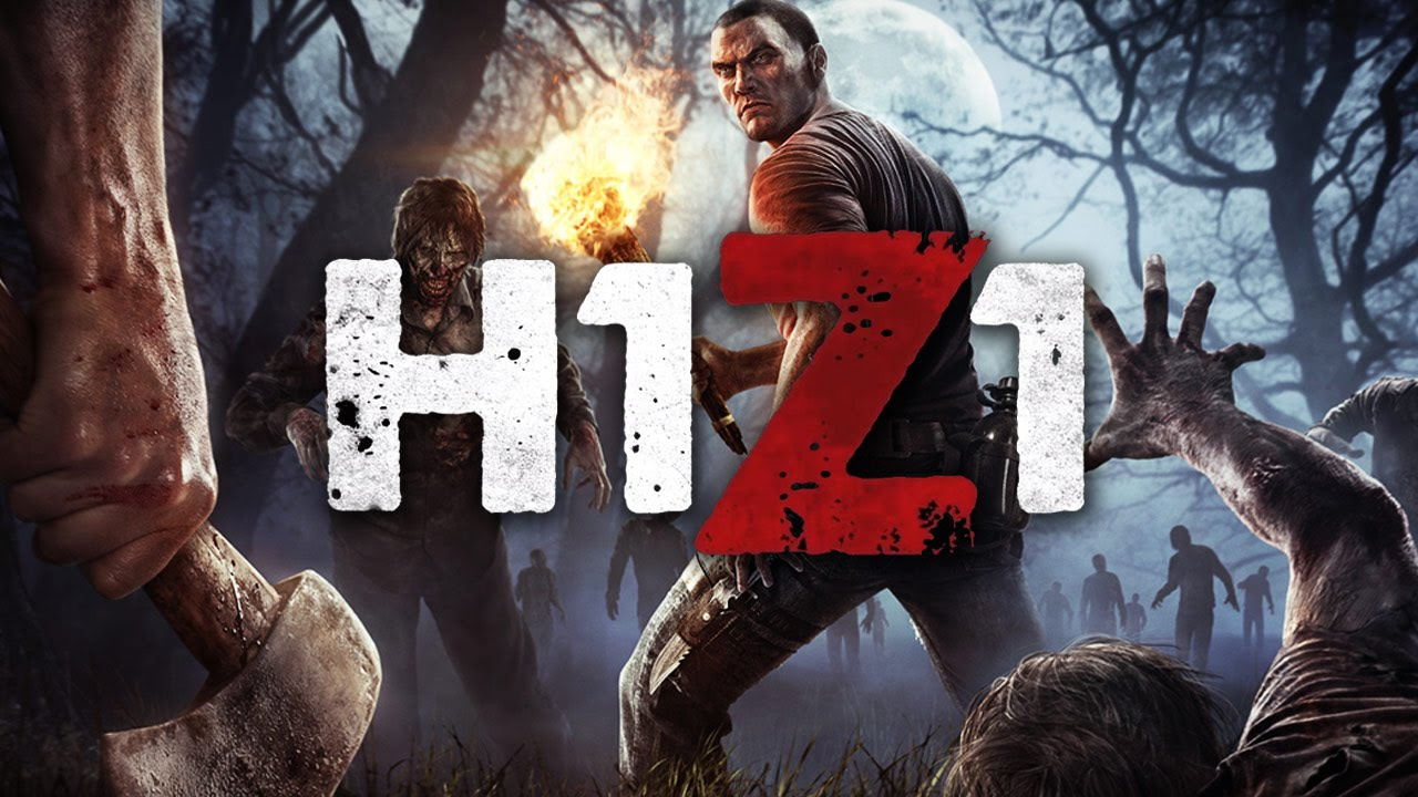 игра H1Z1