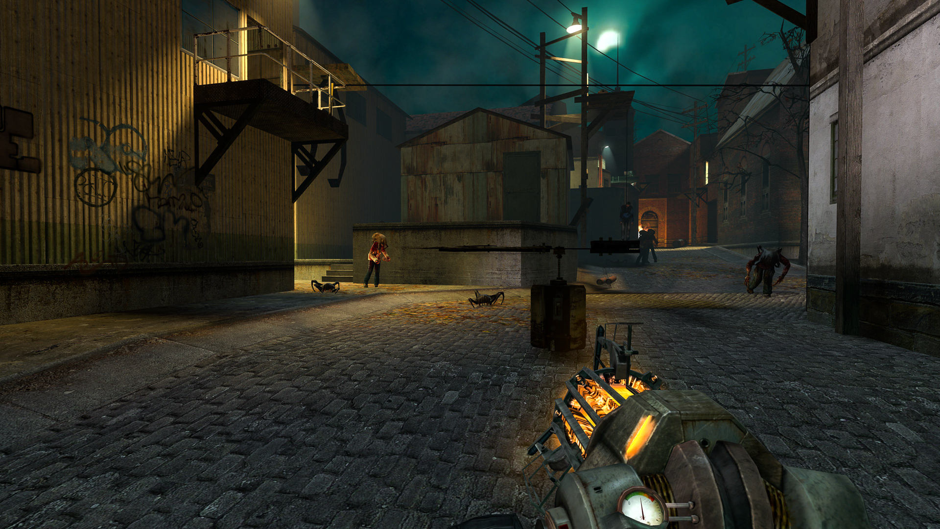 modifier HalfLife est un jeu de tir à la première personne développé par Valve Corporation et publié par Sierra le 19 novembre 1998 pour Microsoft Windows